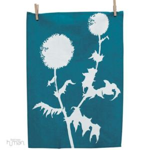 Ferm Living Thistle Kitchen Tea Towel