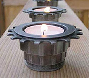 Graham Bergh Tealight Holders